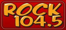 Rock 104 radio station