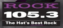 Rock 105.3 radio station