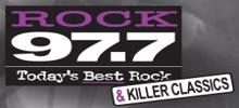 Rock 97.7 radio station