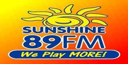 Sunshine 89 radio station
