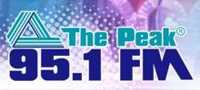 The Peak FM radio station