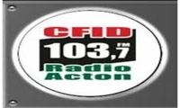 CFID Radio Acton radio station