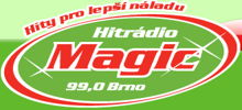Hitrádio Magic Brno radio station