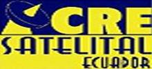 CRE Satelital Ecuador radio station