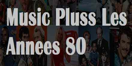 Music Pluss Les Annees 80 radio station