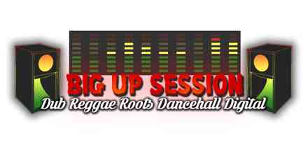 Big UP Session radio station