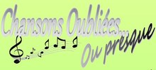 Chansons Oubliees Ou Presque radio station