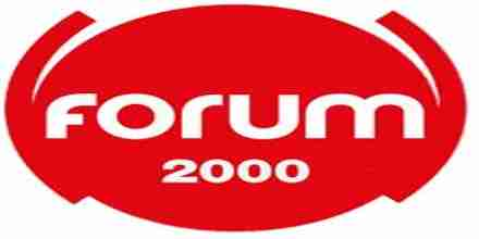Forum 2000 radio station
