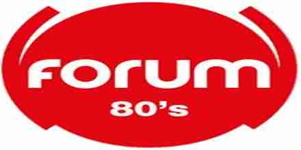 Forum 80s radio station