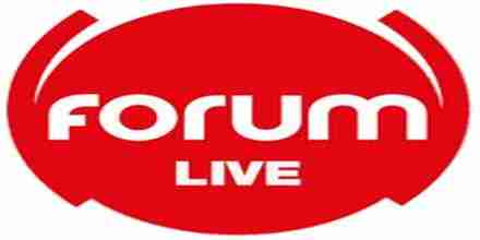 Forum Live radio station