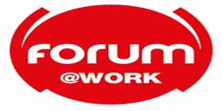 Forum Work radio station