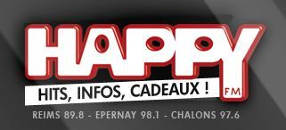 Happy FM France radio station