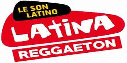 Latina Reggaeton radio station