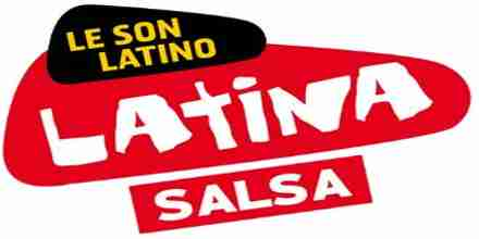 Latina Salsa radio station