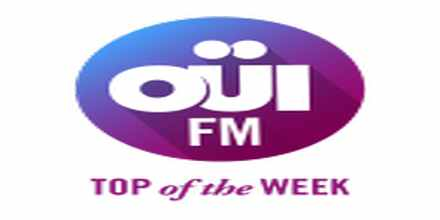 OUI FM Top of The Week radio station