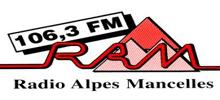 Radio Alpes Mancelles radio station