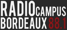 Radio Campus Bordeaux radio station