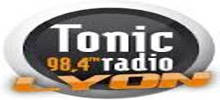 Tonic Radio Lyon radio station