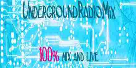 Underground Radio Mix radio station