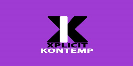 Xplicit Kontemp radio station