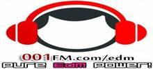 001FM – Pure EDM Channel radio station