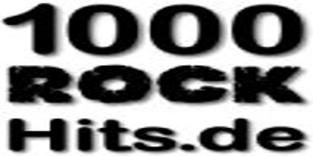 1000 Rock Hits radio station