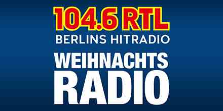 104.6 RTL Christmas Radio radio station