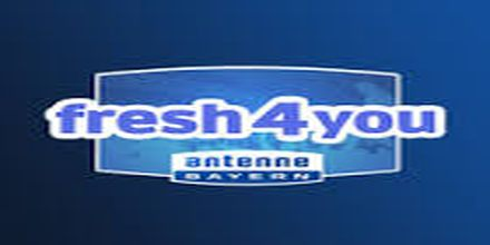 Antenne Bayern Fresh4You radio station