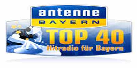 Antenne Bayern Top 40 radio station