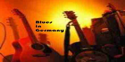 Blues in Germany radio station