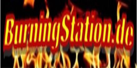 Burning Station radio station