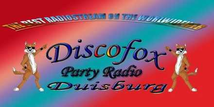 Discofox Party Radio Duisburg radio station