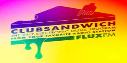 Flux FM Clubsandwich radio station