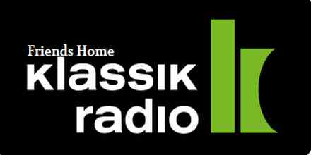 Klassik Radio Friends Home radio station