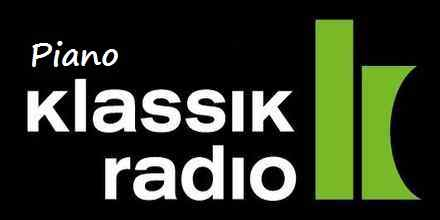 Klassik Radio Piano radio station