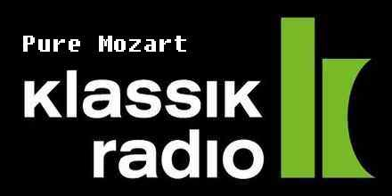 Klassik Radio Pure Mozart radio station