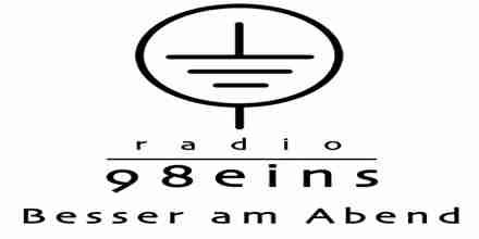 Radio 98Eins radio station