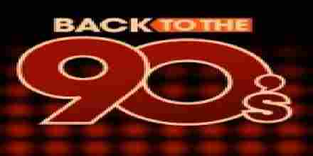 Radio Back 2 The 90s radio station