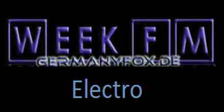 Week FM Electro radio station