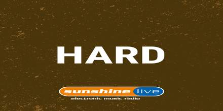Sunshine Live Hard radio station