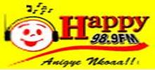 Happy 98.9 FM radio station