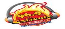 Caliente 96.9 FM radio station