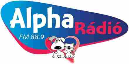Alpha Radio 88.9 radio station