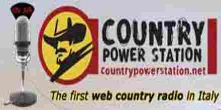 Country Power Station radio station