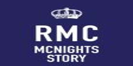 RMC Monte Carlo Nights Story radio station