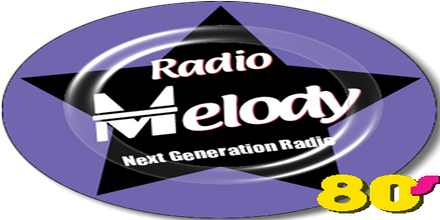 Radio Melody ITA 80s radio station