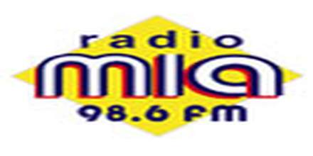 Radio Mia 98.6 FM radio station