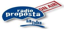Radio Proposta in Blu radio station
