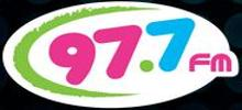 97.7 FM Mexico radio station