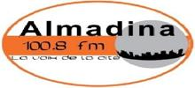 Radio Almadina 100.8 FM radio station